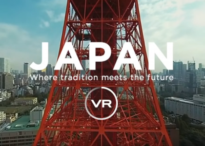JAPAN – Where Tradition Meets the Future