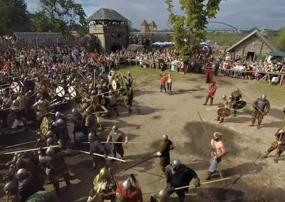 360º Viking Battle