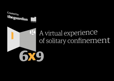6×9: A Virtual Experience of Solitary Confinement