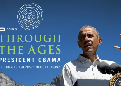 Through The Ages: President Obama Celebrates America's National Parks