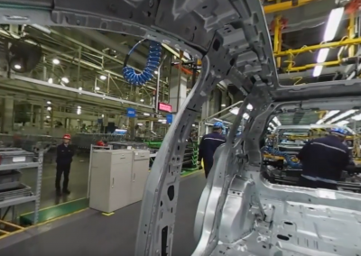 Where It's Made: A Ford Car In China