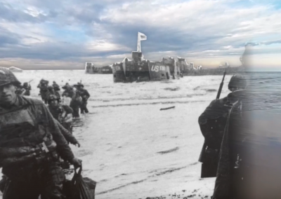 Join WWII Vets on Emotional Return to Normandy for D-Day