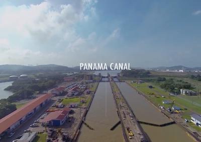 Canal de Panamá: Una Experiencia 360º