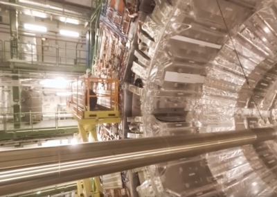 Step Inside the Large Hadron Collider