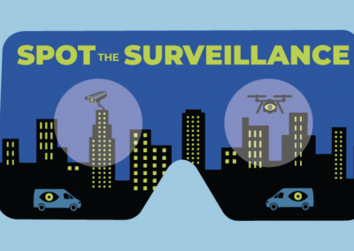 Spot the Surveillance