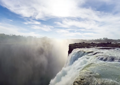 Victoria Falls – The Devil's Pool