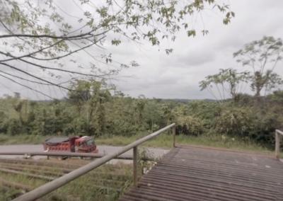 'Toxic Tour' 360° – Oil Exploitation in the Ecuadorian Amazon