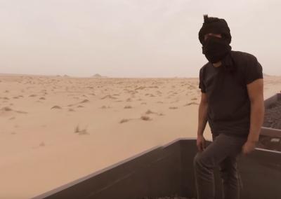 Discovering The Hidden Treasures of Mauritania's Deadly Sahara Desert