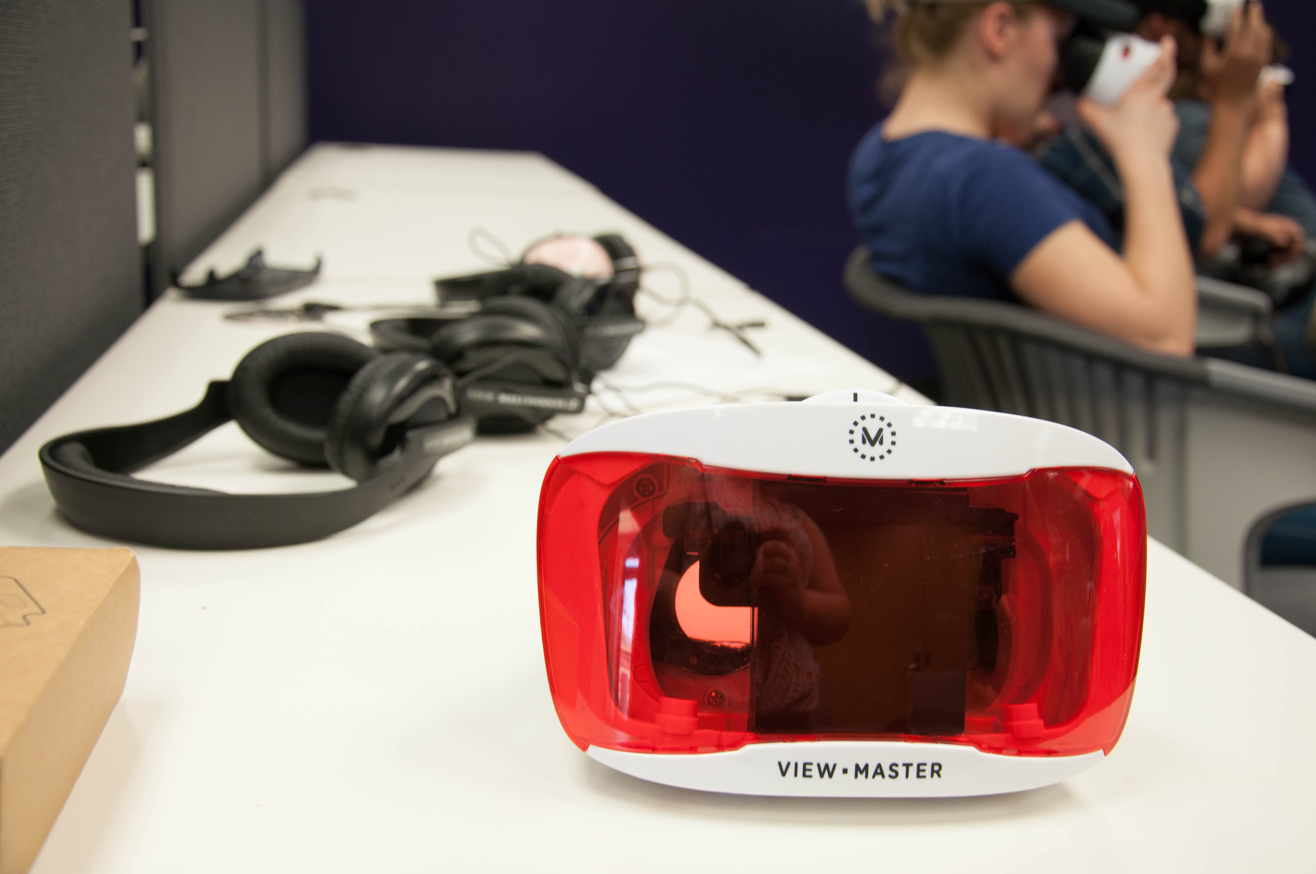 View Master Headset