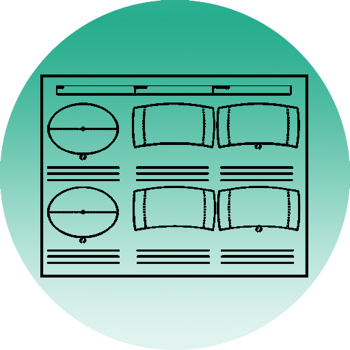 Storyboarding Tutorial Icon