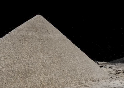 Travel Inside the Great Pyramid of Giza