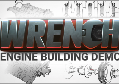 Wrench Engine Building Demo