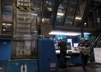 Printing Newspapers at the Los Angeles Times