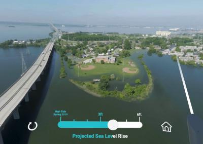 Sea Level Rise Explorer