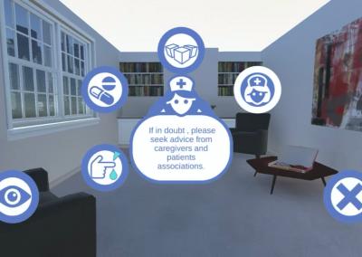 Diabetes VR