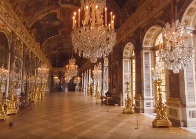 Le Traité de Versailles en Immersion 360