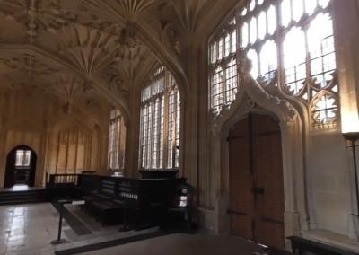Take a 360° Tour of the Bodleian