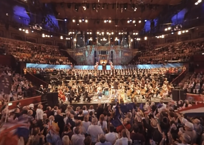 BBC Last Night of the Proms: Rule, Britannia