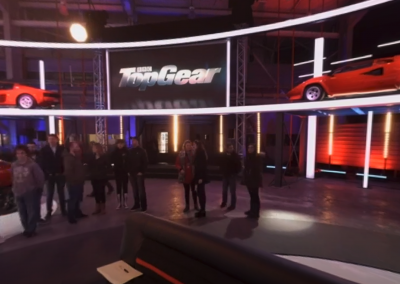 New Top Gear Studio