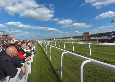 360° at Newbury Racecourse on Al Shaqab Lockinge Day