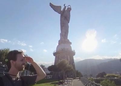 Historic Quito Ecuador