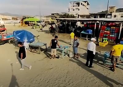 Puerto López – Fish Market