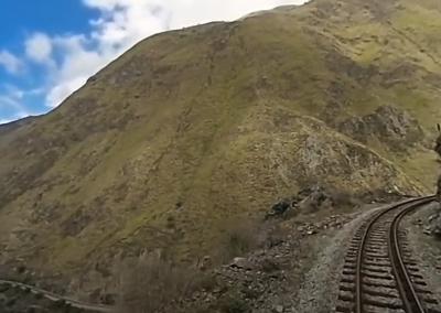 Riding the Devil's Nose Train – Nariz del Diabolo
