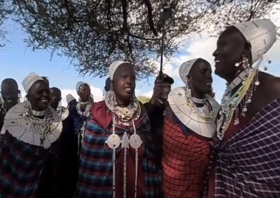 Marketplace Literacy Graduation Celebration in Monduli, Tanzania