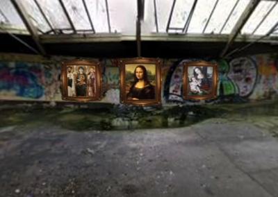 Banksy + Da Vinci Documentary