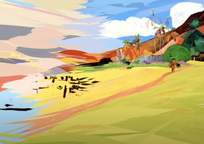 Le Voyage Intérieur de Gauguin en 360°