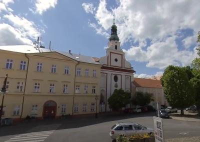 Tábor, Historic Czech City