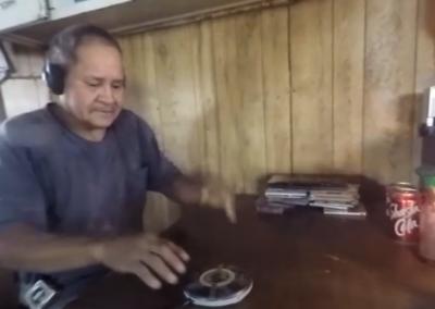Step into a Navajo Hogan