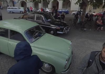 Prague: Old School Cars