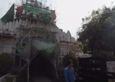 Restoring the 11th Century Temples of Bagan