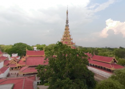 Mandalay Palace – မန္တလေး နန်းတေ