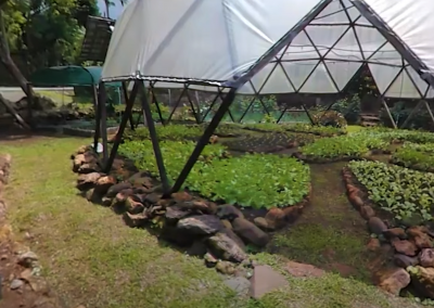 Ecological Village in Costa Rica