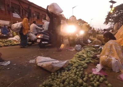 From Farm to Fork: Food Waste in India