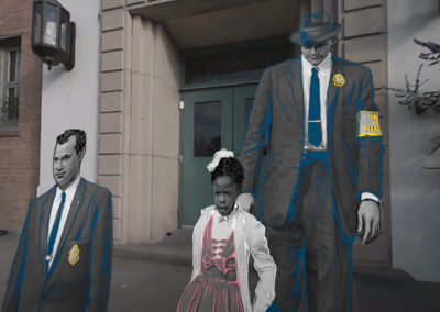Ruby Bridges: 6 Years Old and Desegregating a School