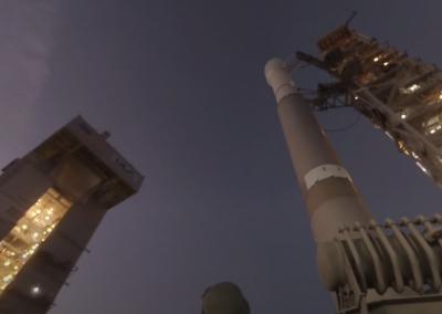 WorldView4 Satellite Launch